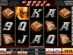 Ghost Rider slotmachine-77.net Playtech 1/5