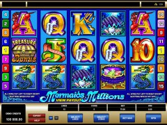 Mermaids Millions - Quickfire