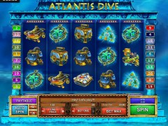 Atlantis Dive slotmachine-77.net GamesOS 1/5