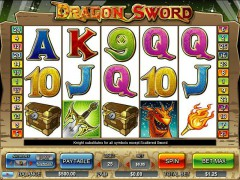 Dragon Sword slotmachine-77.net CryptoLogic 1/5
