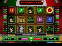 Mamma Mia slotmachine-77.net 1X2gaming 1/5