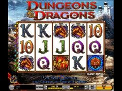 Dungeons and Dragons slotmachine-77.net IGT Interactive 1/5
