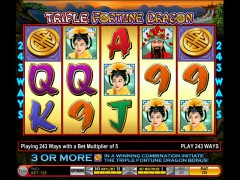 Triple Fortune Dragon slotmachine-77.net IGT Interactive 1/5