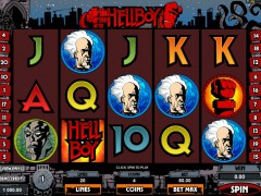 Hellboy slotmachine-77.net Microgaming 1/5