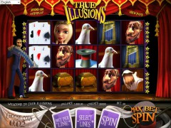 True Illusions slotmachine-77.net Betsoft 1/5