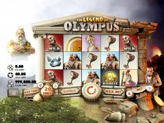 The Legend of Olympus slotmachine-77.net Rabcat Gambling 1/5