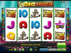 Big catch - Gaminator