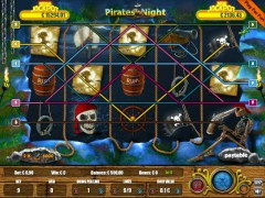 Pirates Night 9 Lines - Wirex Games