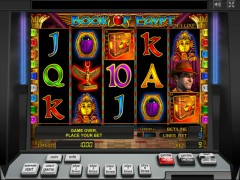 Book of Egypt Deluxe slotmachine-77.net Gaminator 1/5
