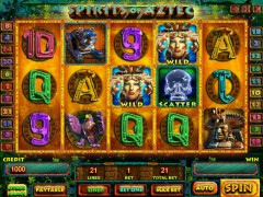 Spirits of Aztec slotmachine-77.net Greentube 1/5