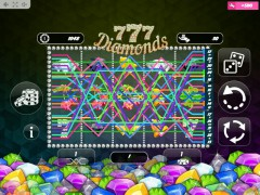 777 Diamonds slotmachine-77.net MrSlotty 4/5