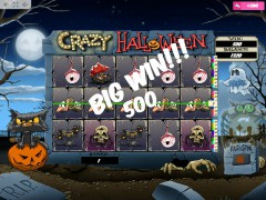 Crazy Halloween slotmachine-77.net MrSlotty 2/5