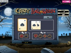 Crazy Halloween slotmachine-77.net MrSlotty 3/5