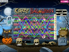 Crazy Halloween slotmachine-77.net MrSlotty 4/5
