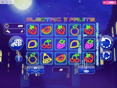 Electric7Fruits slotmachine-77.net MrSlotty 1/5