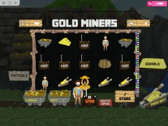 Gold Miners slotmachine-77.net MrSlotty 2/5
