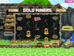 Gold Miners slotmachine-77.net MrSlotty 3/5
