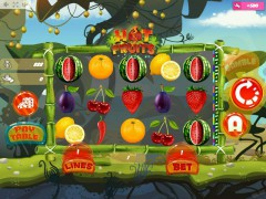 HOT Fruits slotmachine-77.net MrSlotty 1/5