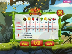 HOT Fruits slotmachine-77.net MrSlotty 5/5