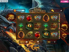 Super Dragons Fire slotmachine-77.net MrSlotty 1/5
