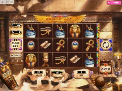Treasures of Egypt slotmachine-77.net MrSlotty 1/5
