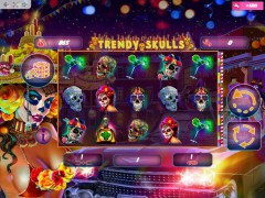 Trendy Skulls slotmachine-77.net MrSlotty 1/5