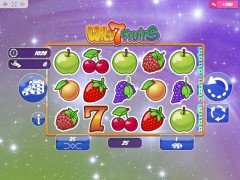 Wild7Fruits slotmachine-77.net MrSlotty 1/5