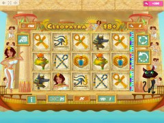 Cleopatra 18+ slotmachine-77.net MrSlotty 1/5