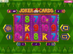 Joker Cards slotmachine-77.net MrSlotty 1/5