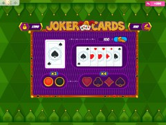 Joker Cards slotmachine-77.net MrSlotty 3/5