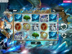 Zeus the Thunderer II slotmachine-77.net MrSlotty 1/5