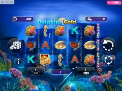 Dolphins Gold slotmachine-77.net MrSlotty 1/5