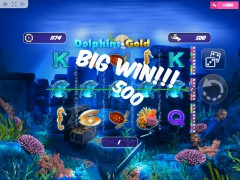 Dolphins Gold slotmachine-77.net MrSlotty 2/5