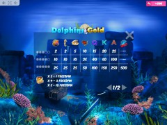 Dolphins Gold slotmachine-77.net MrSlotty 5/5