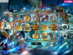 Zeus the Thunderer slotmachine-77.net MrSlotty 1/5