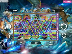 Zeus the Thunderer slotmachine-77.net MrSlotty 4/5