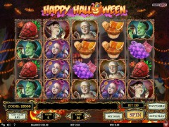 Happy Halloween slotmachine-77.net Play'nGo 1/5