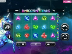 Unicorn Gems slotmachine-77.net MrSlotty 1/5
