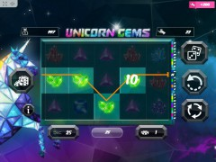 Unicorn Gems slotmachine-77.net MrSlotty 2/5